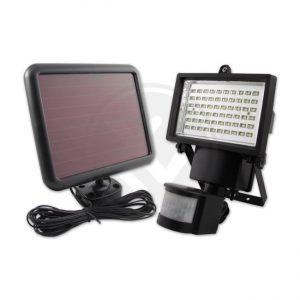 LED solārais apgaismojums