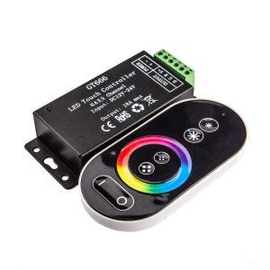 LED lentu kontrolieri, dimmeri, savienojumi